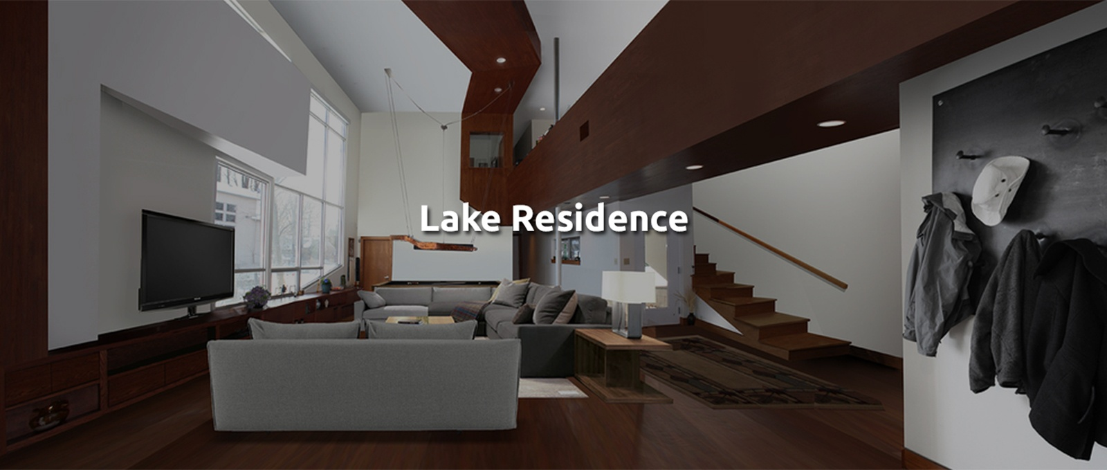 Lake Residence - Architectural Design Plans Cleveland by redhouse studio
