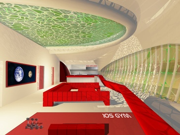 Mars Habitat by Architect Cleveland Ohio at redhouse studio