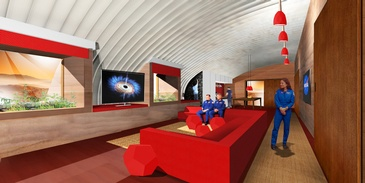 Mars Habitat by Architect in Cleveland Ohio at redhouse studio